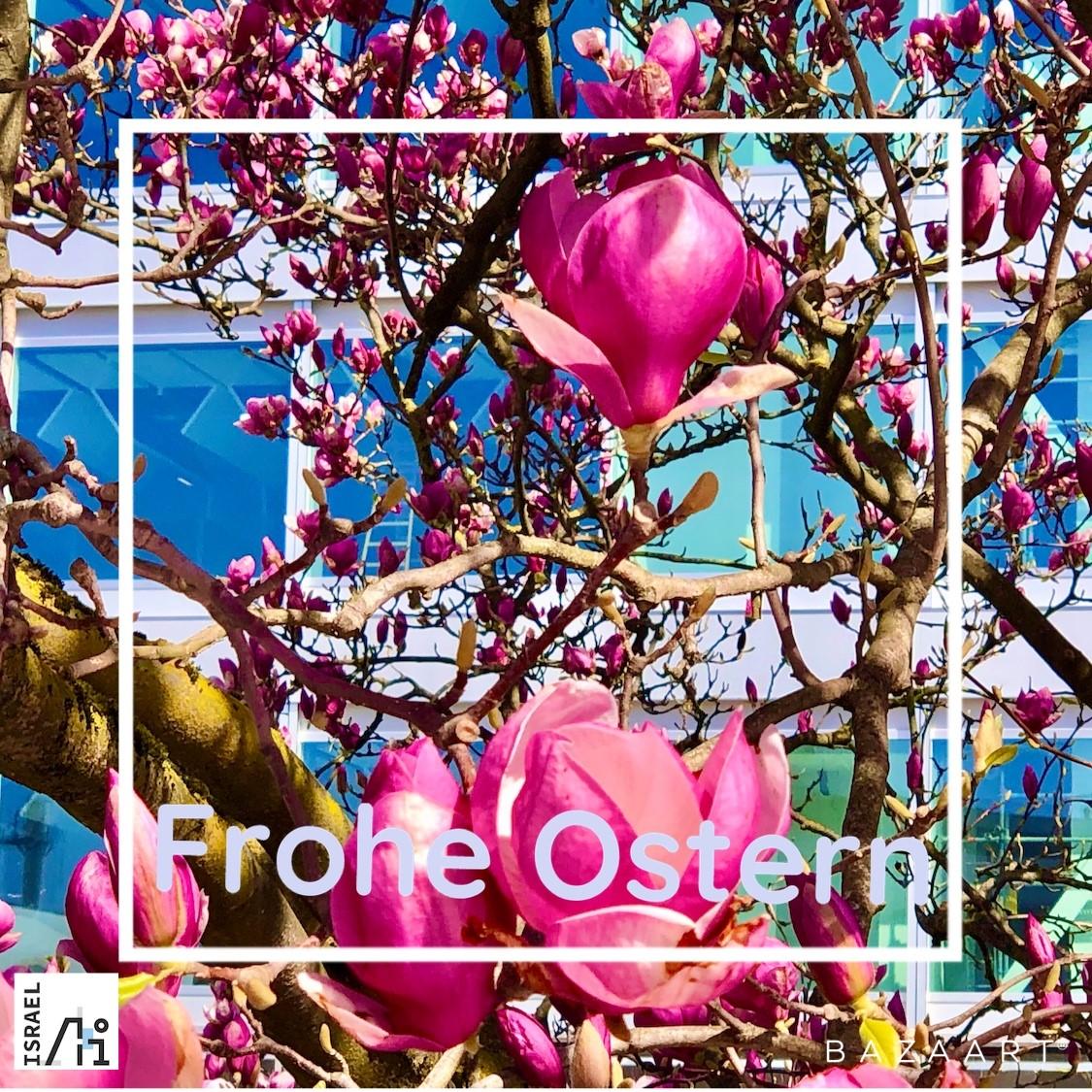 Ich wünsche allen Partnern und Geschäftskunden sowie allen Besuchern ein frohes Osterfest